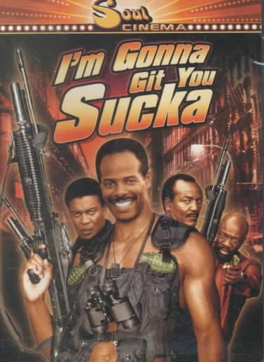 I'M GONNA GIT YOU SUCKA BY WAYANS,KEENEN IVORY (DVD)